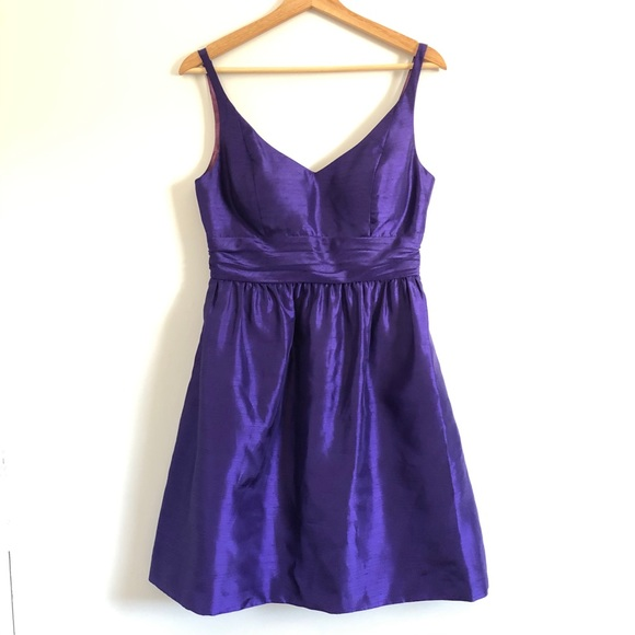 Jenny Yoo Collection Purple Dress Size 4